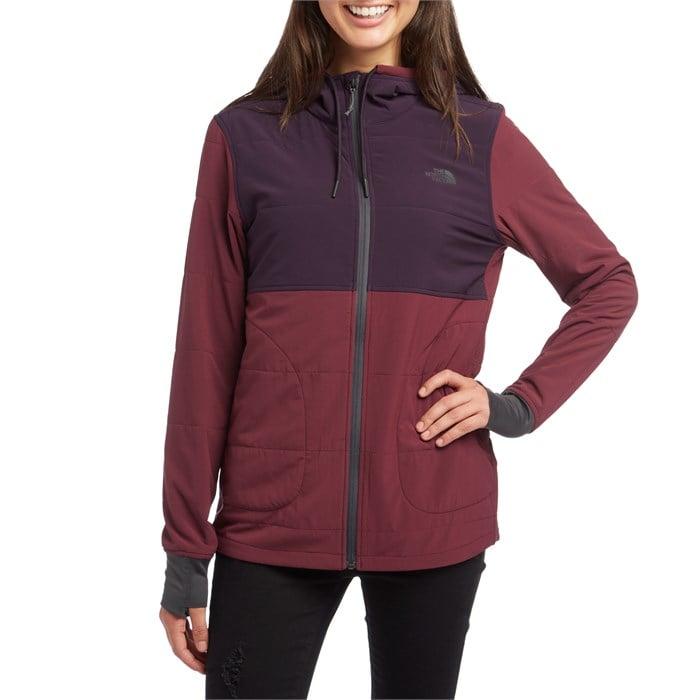 9c65cda9cee3 The North Face - Mountain Full-Zip Sweatshirt - Women s ...