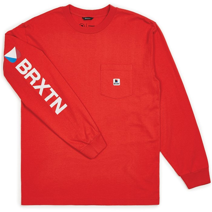 Brixton - Stowell Long-Sleeve T-Shirt