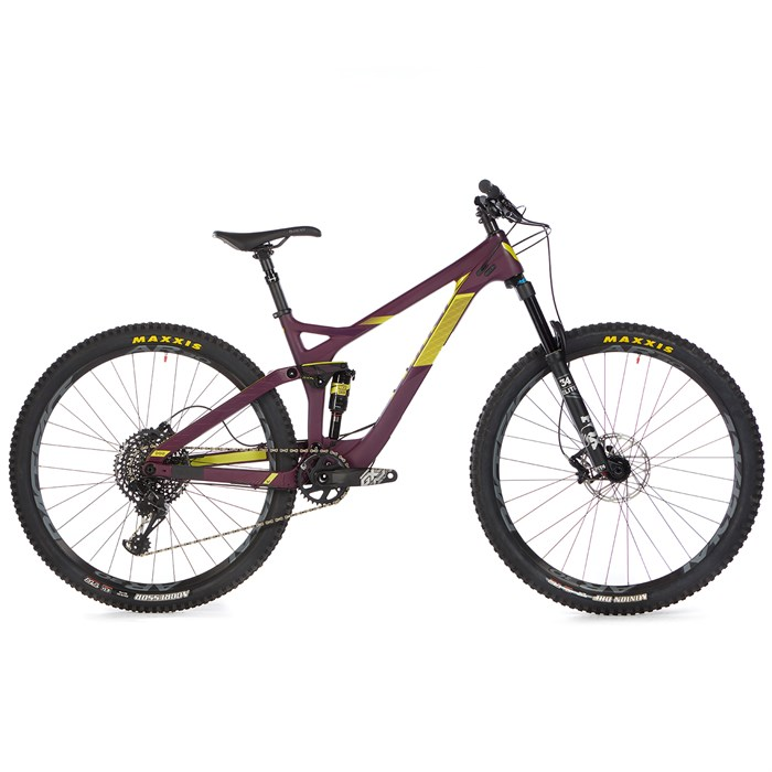 Devinci - Marshall Carbon 29 GX Eagle LT Complete Mountain Bike 2018