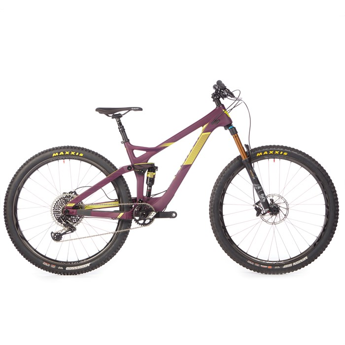 Devinci Marshall Carbon 29 X01 Eagle LT Complete Mountain Bike 2018