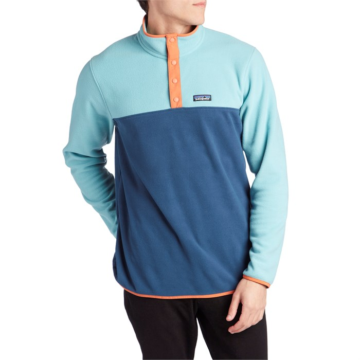 Patagonia - Mico D Snap-T Pullover Fleece