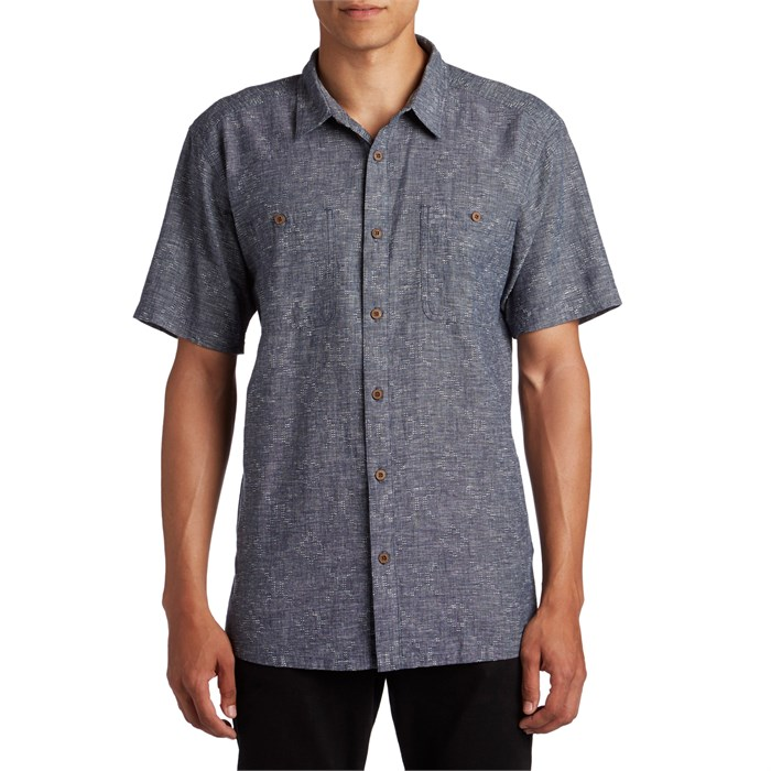 Patagonia - Back Step Short-Sleeve Button-Down Shirt
