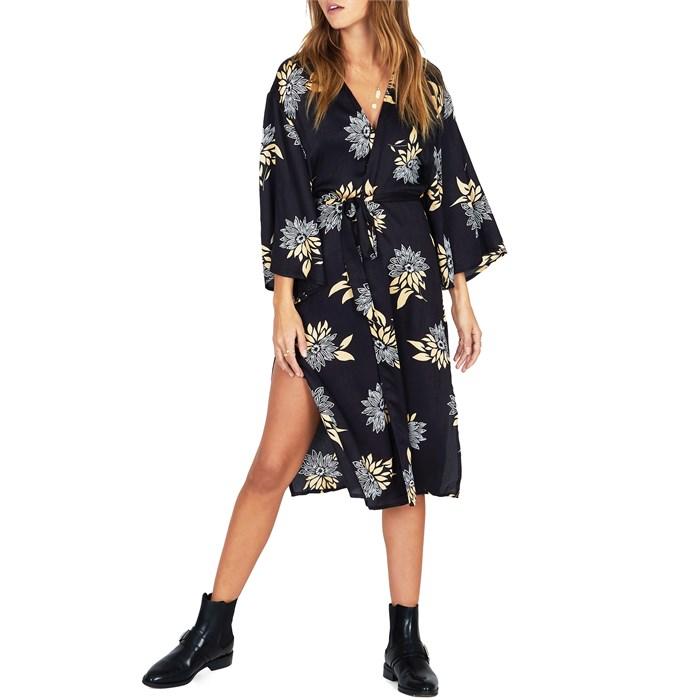 Amuse Society - Let's Unwind Kimono - Women's