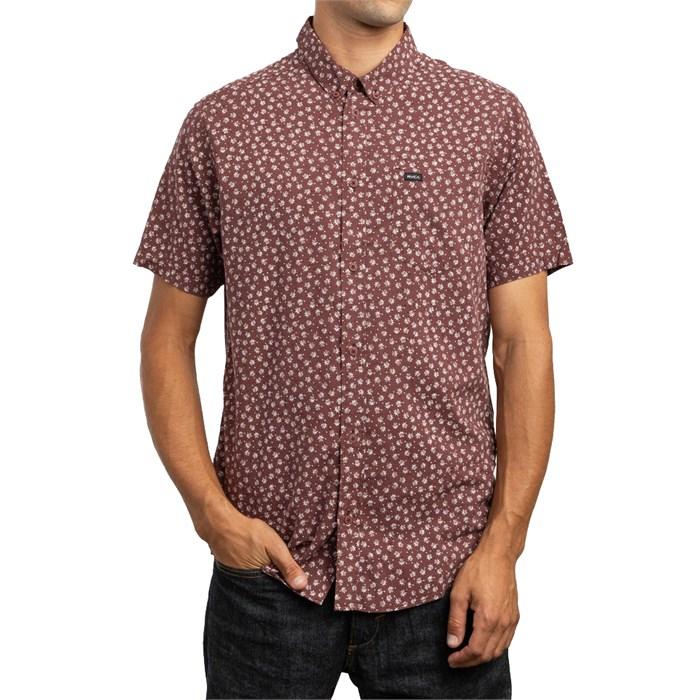 RVCA - Ficus Floral Short-Sleeve Shirt
