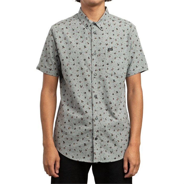RVCA - That'll Do Print Short-Sleeve Shirt