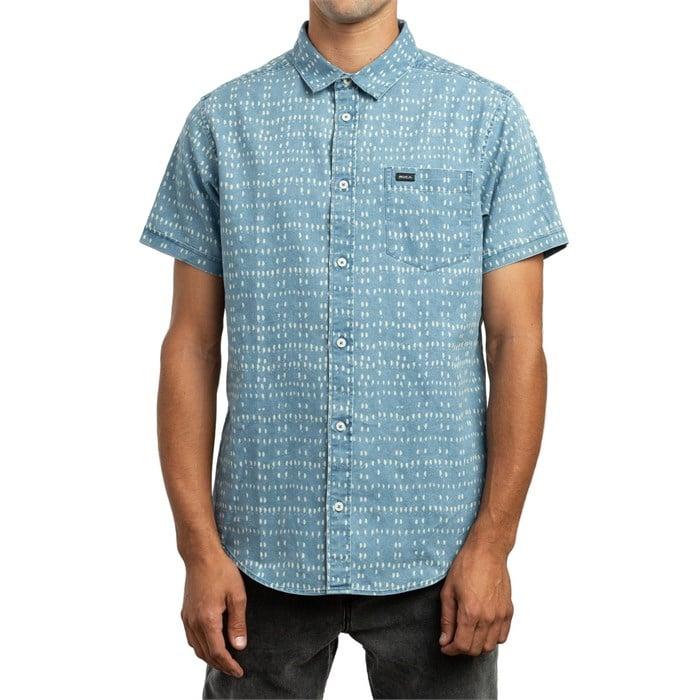 RVCA - Nakama Dot Short-Sleeve Shirt