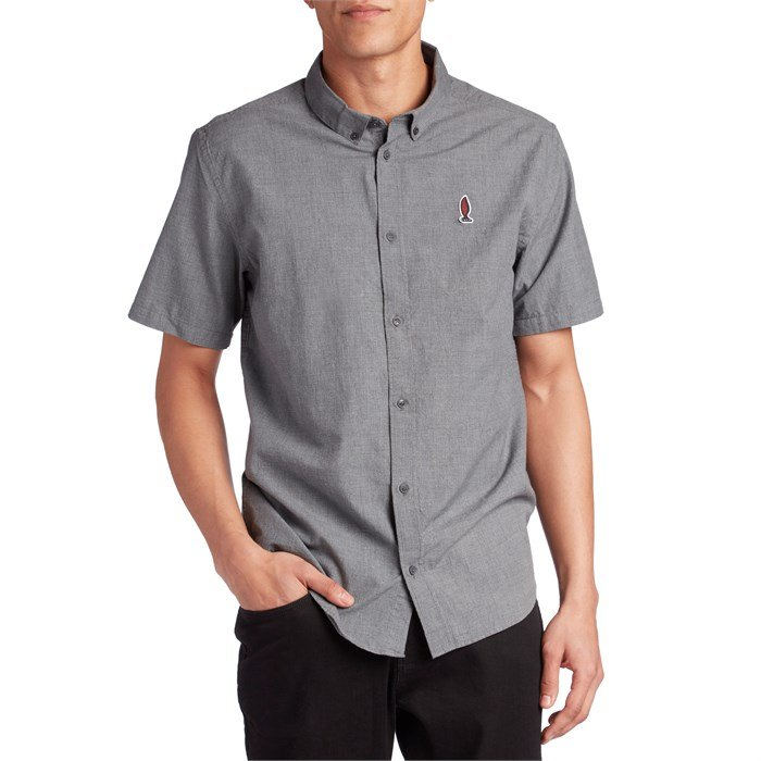 RVCA - ANP Twist Short-Sleeve Shirt