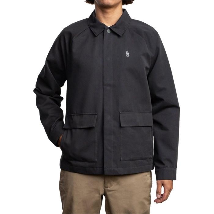 RVCA - Gerrard Waist Cut Jacket