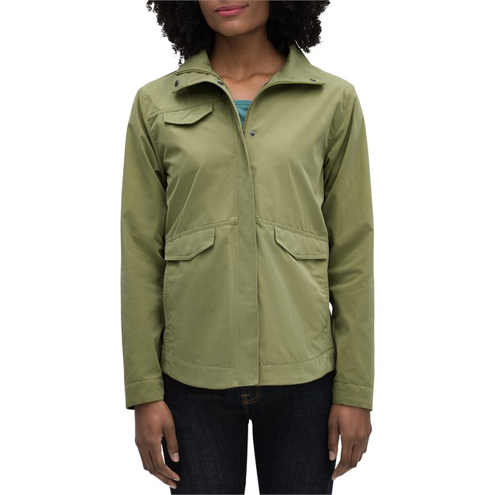 nau - Introvert Crop Jacket - Women's