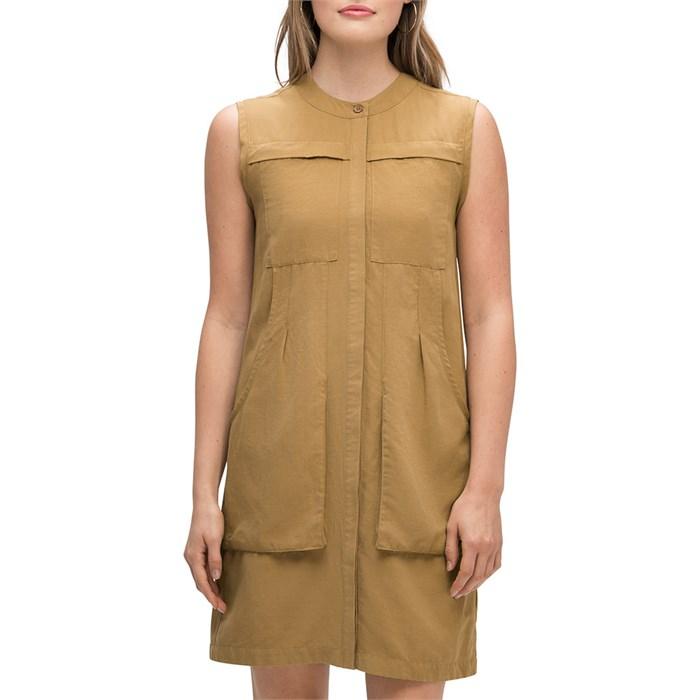 nau - Flaxible Sleeveless Dress - Women's