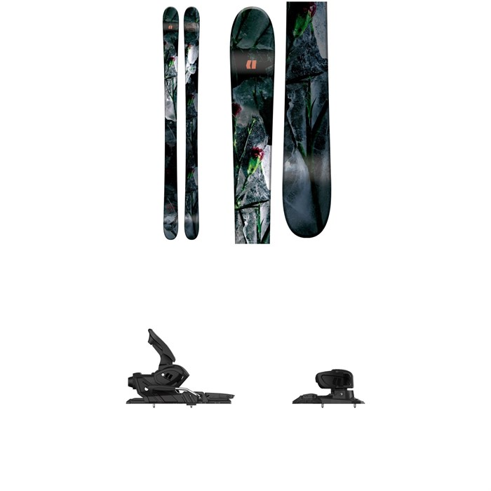 Armada - ARW 96 Skis - Women's + Warden MNC 13 Ski Bindings 2019