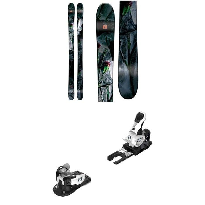 Armada - ARW 96 Skis - Women's + Salomon Warden MNC 13 Ski Bindings 2019