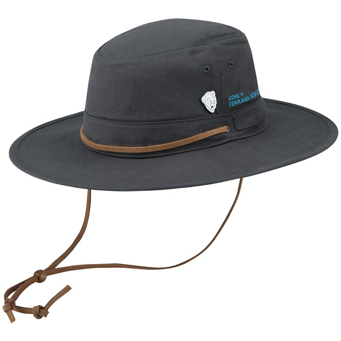 Coal - The Sawtooth Full Brim Hat