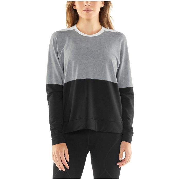 Icebreaker - Momentum LS Crew Sweatshirt - Women's