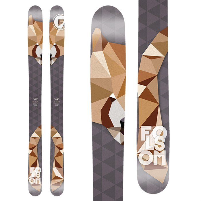Folsom Skis - Gold Digger W Skis - Women's 2019