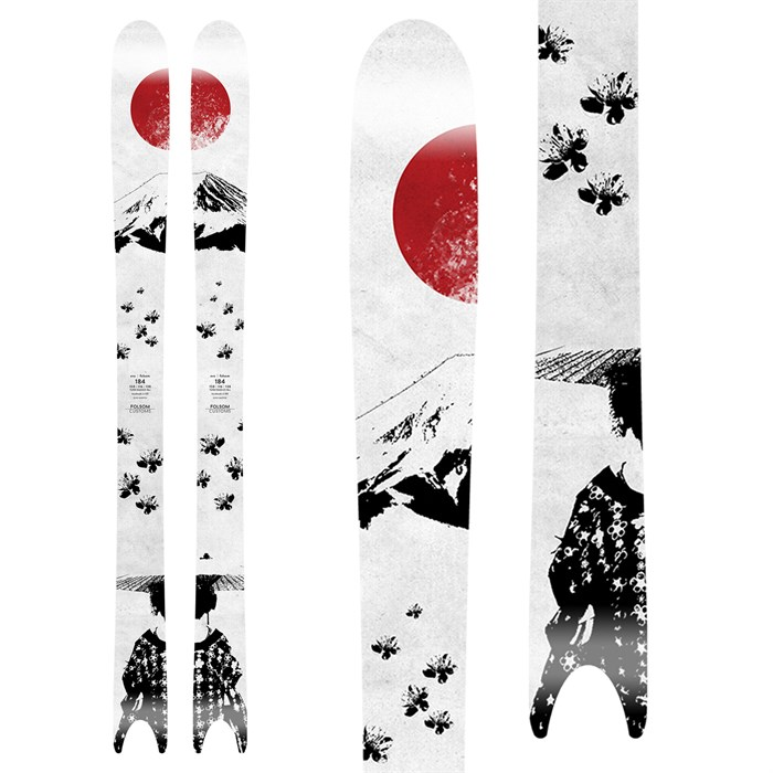Folsom Skis - Powfish Skis 2019