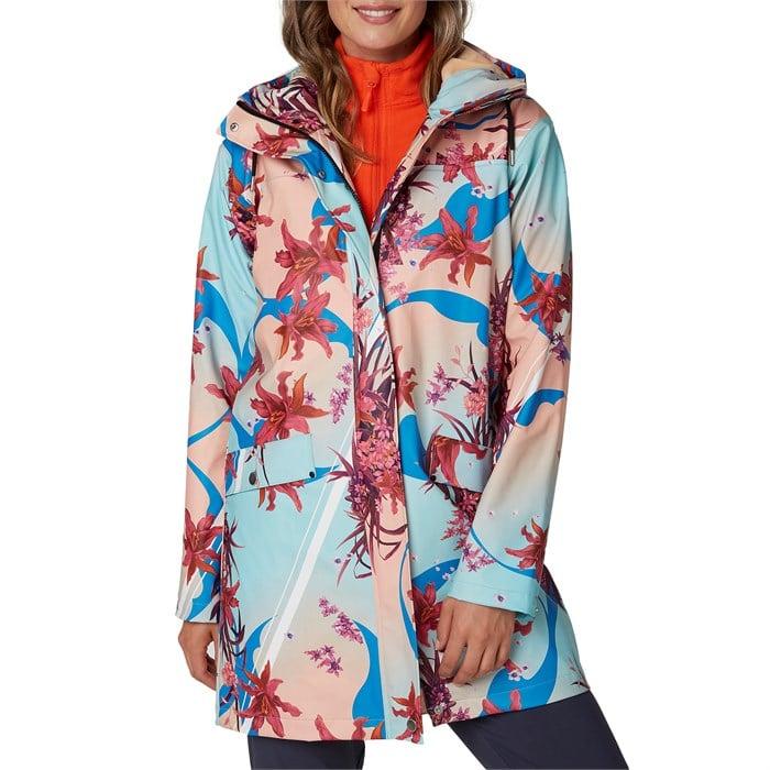5c1b0054 Helly Hansen - Moss Rain Coat - Women's ...