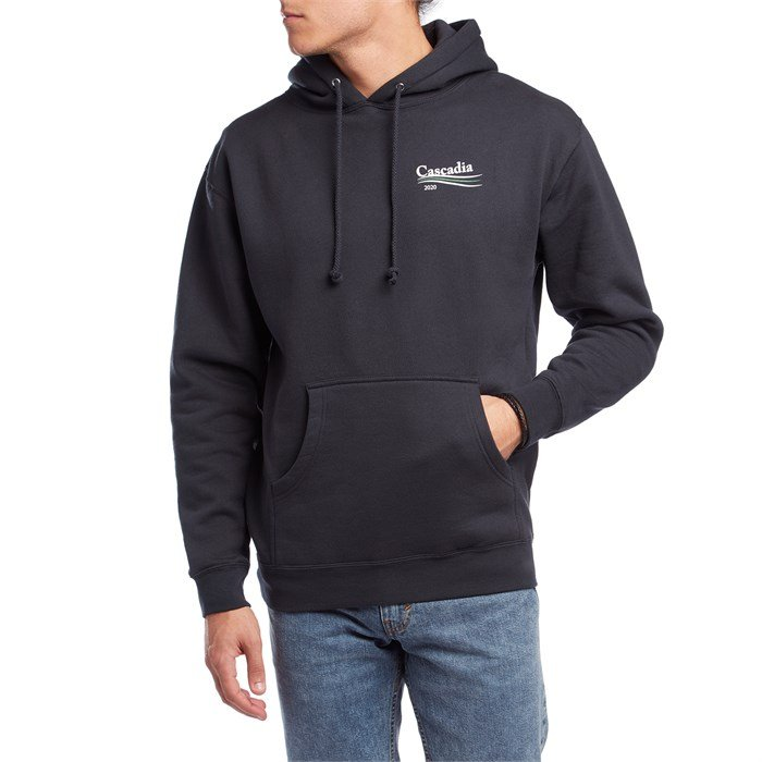 Casual Industrees - Cascadia 2020 Hoodie