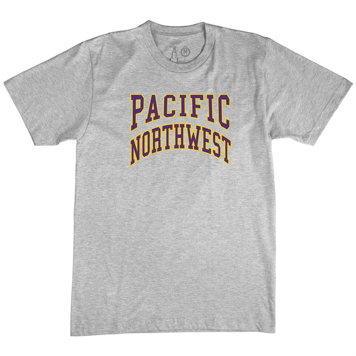 Casual Industrees - Pacific Northwest Collegiate UW T-Shirt
