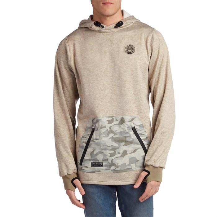 Saga - Fleece Riding Pullover Hoodie