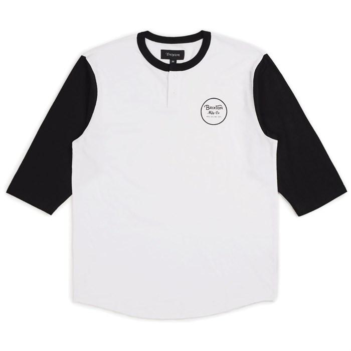 Brixton - Wheeler Henley T-Shirt