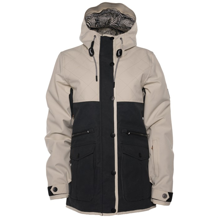 Saga - Oxford Parka - Women's