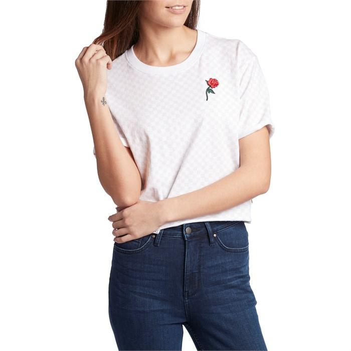 Vans - Leila Check T-Shirt - Women's