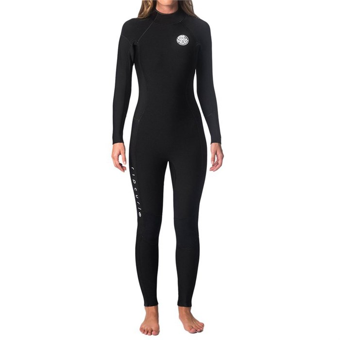 Rip Curl - 4 3 Dawn Patrol Back Zip Wetsuit - Women s ... 9258d704b