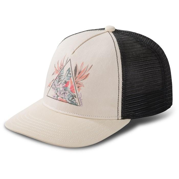 5a959327054 Dakine - Tri Paradise Trucker Hat - Women s