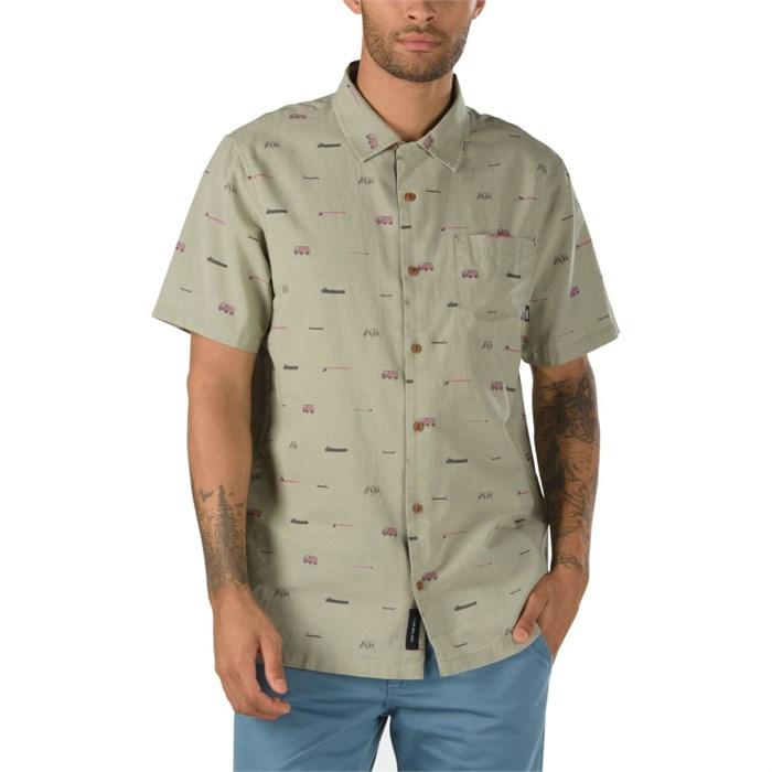 Vans - Yusuke Loggin Short-Sleeve Shirt