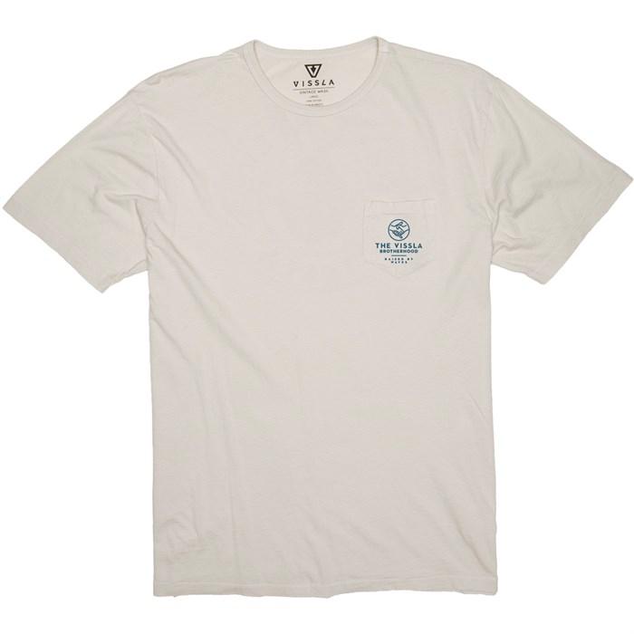 Vissla - Shaka Shake Vintage Wash Pocket T-Shirt