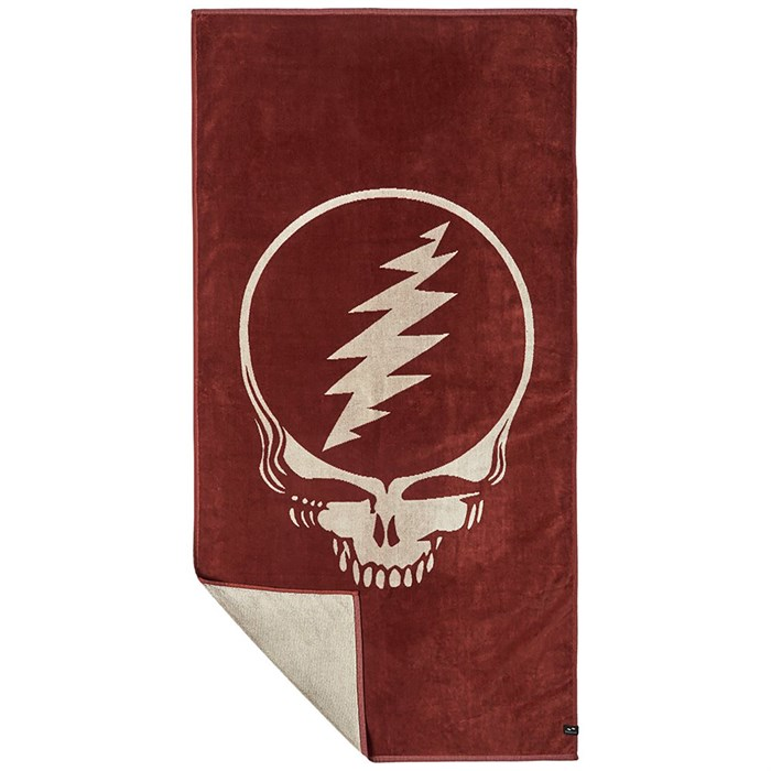 Slowtide - Grateful Shred Towel
