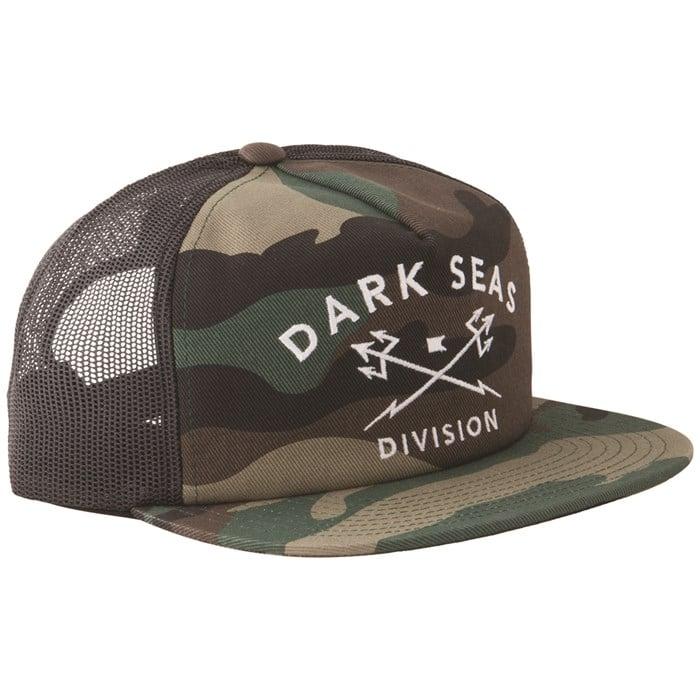 Dark Seas - Tridents Trucker Hat
