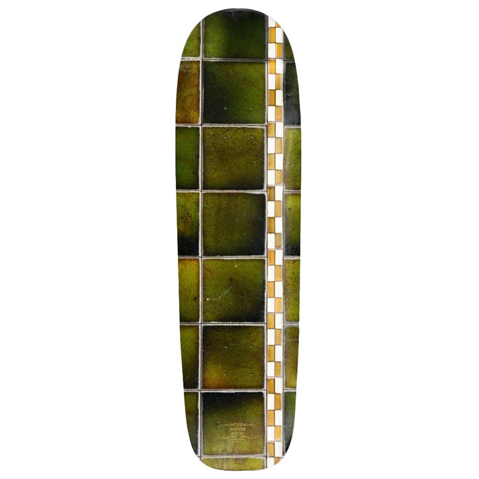 Pass~Port - Public Tiles Napier Cruiser 8.7 Skateboard Deck