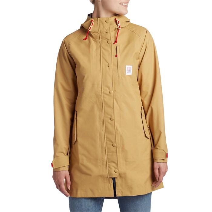 Topo Designs - Tech Trench Rain Coat - Women's