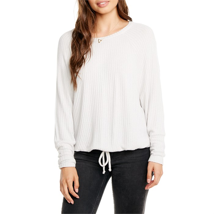 Chaser - Thermal Tie-Waist Pullover - Women's