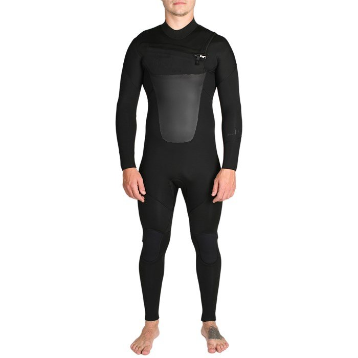 Imperial Motion - 4/3 Lux Deluxe Chest Zip Wetsuit