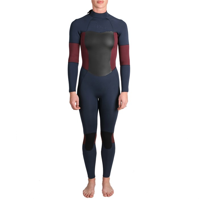 Imperial Motion - 4/3 Luxxe Deluxe Back Zip Wetsuit - Women's