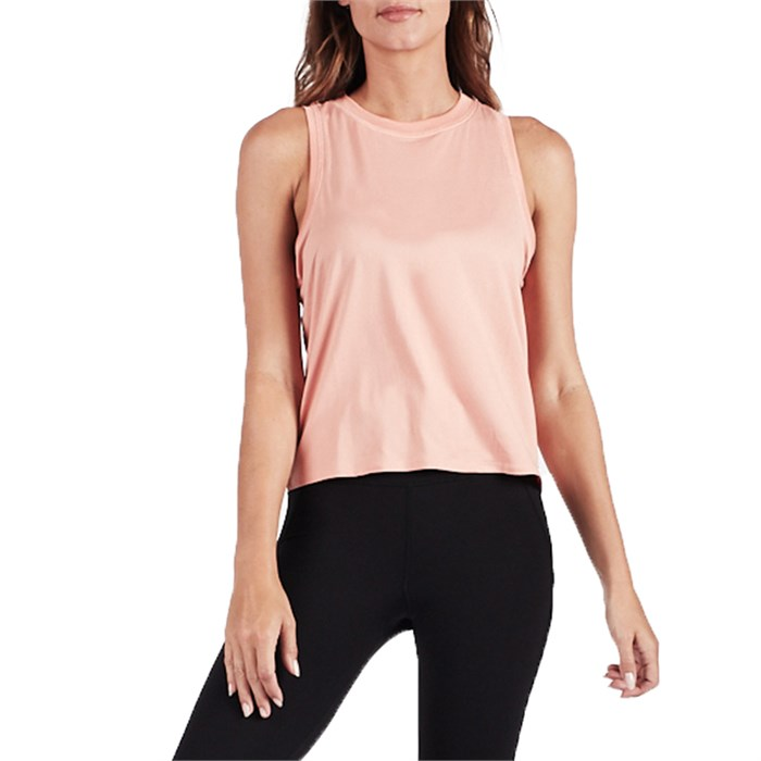 Vuori - Energy Crop Tank Top - Women's