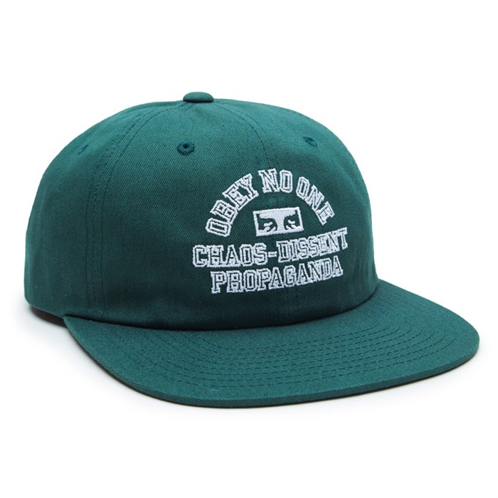 Obey Clothing - Mission 6 Panel Snapback Hat