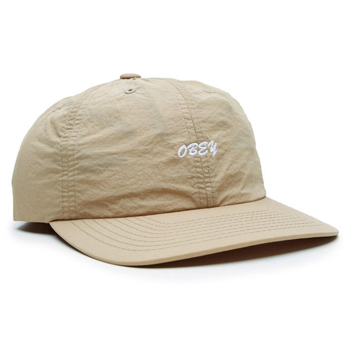 Obey Clothing - Tender 6 Panel Strapback Hat