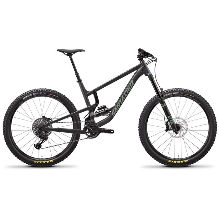 Santa Cruz Bicycles - Nomad A S Complete Mountain Bike 2019