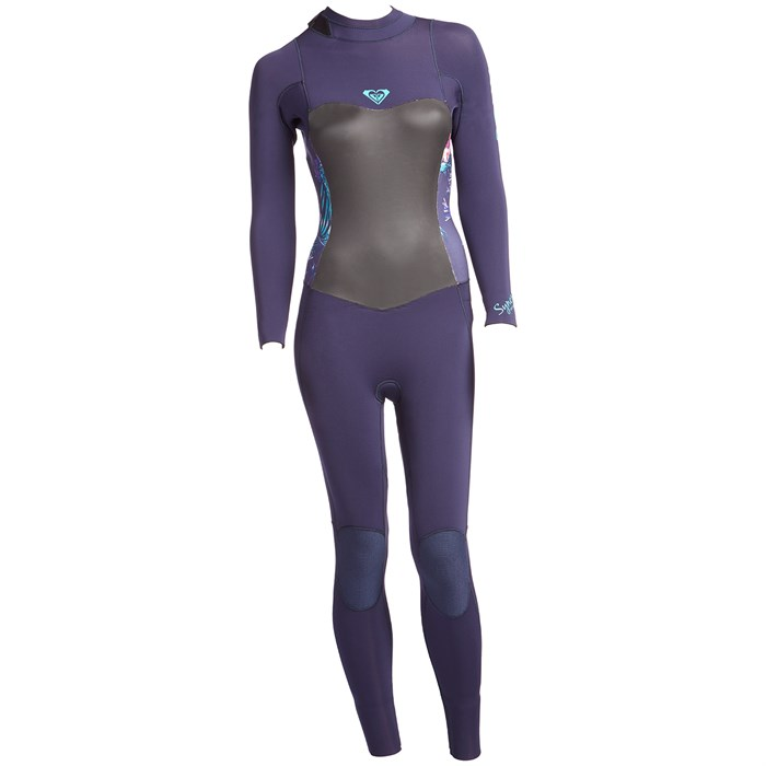 99eebc7ad3 Roxy - 5 4 3 Syncro Back Zip GBS Wetsuit - Women s ...