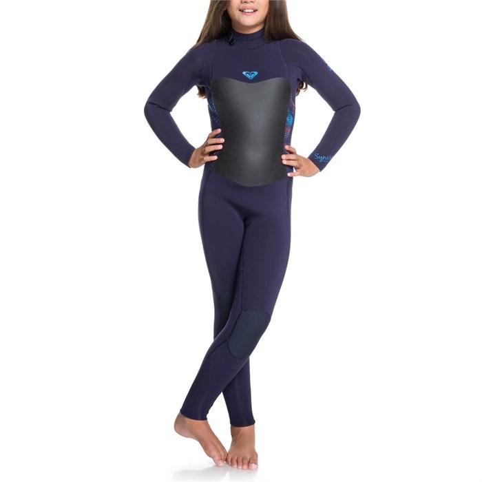 Roxy - 4/3 Syncro Back Zip GBS Wetsuit - Girls'