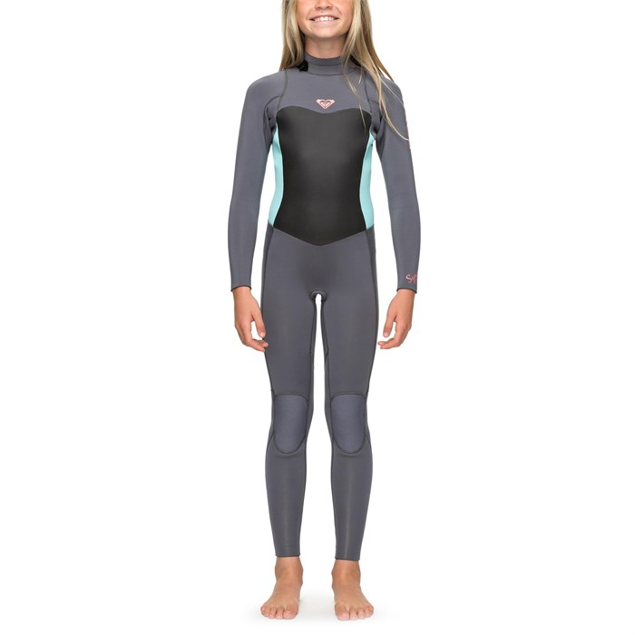 Roxy - 3/2 Syncro Back Zip GBS Wetsuit - Girls'