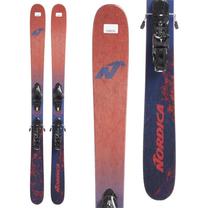 Nordica - Enforcer Skis + Atomic X12 Demo Bindings 2017 - Used