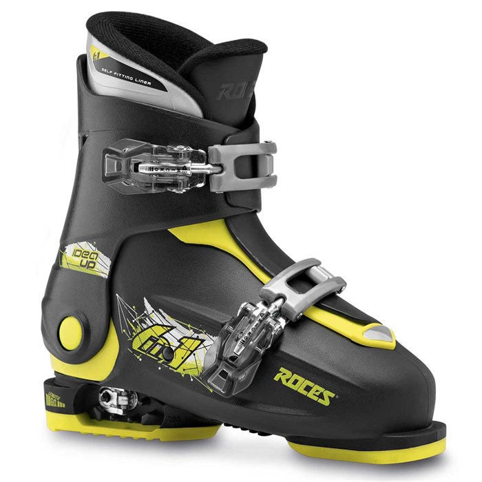 Roces - Idea Adjustable Alpine Ski Boots (19-22) - Kids' 2020