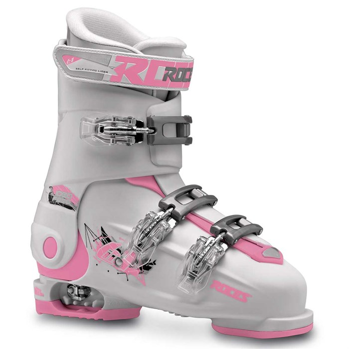 Roces - Idea Free Adjustable Alpine Ski Boots (22.5-25.5) - Kids' 2020