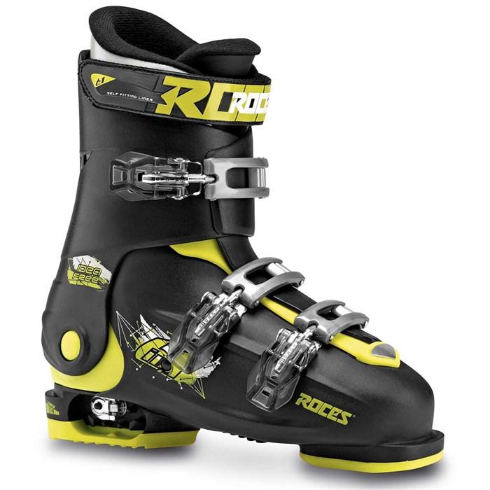 Roces - Idea Free Adjustable Alpine Ski Boots (22.5-25.5) - Kids' 2019