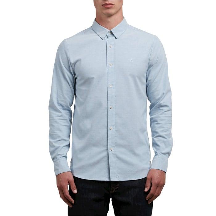 Volcom - Oxford Stretch Long-Sleeve Shirt